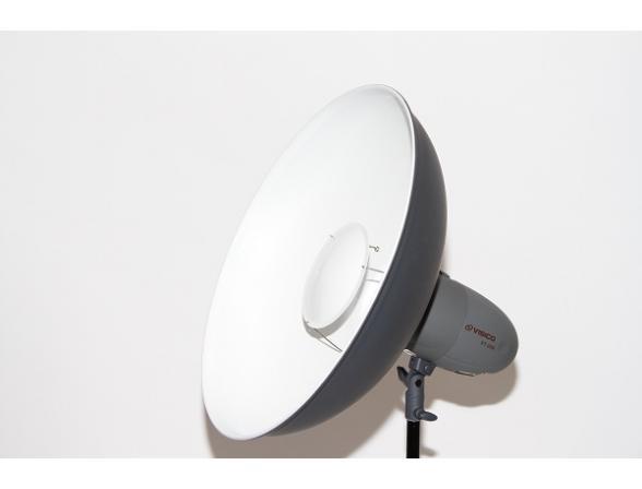 Рефлектор Visico Комплект 550mm портретная тарелка, сотовая решетка, диффузор