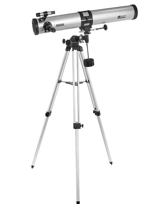 Телескоп Dicom A90076-EQ1 Asteroid 900х76-EQ1