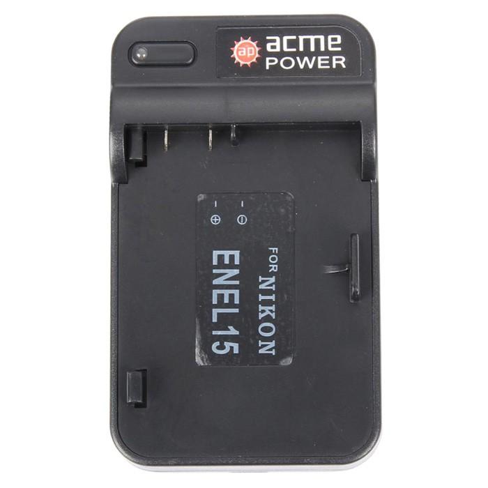 Зарядное устройство AcmePower З/У AP CH-P1640 (ENEL15) для Nikon
