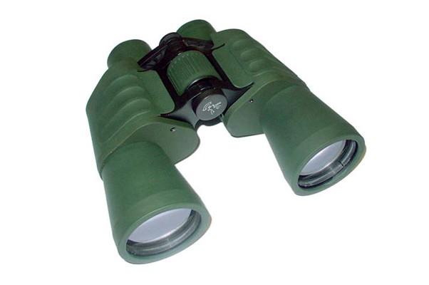 Бинокль Navigator 10х50 Profi с сеткой, зеленый