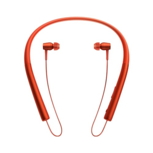 Наушники Sony MDR-EX750 BT/R кирпично красный