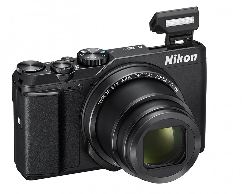 Фотокамера Nikon Coolpix A900 Black