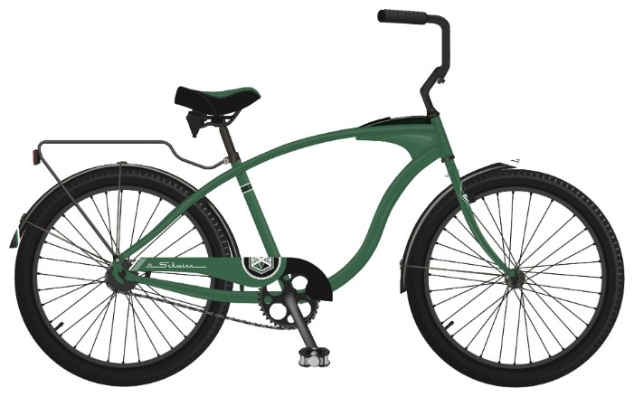 Велосипед Schwinn Mark V (2015) green