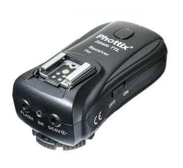 Радиосинхранизатор Phottix Strato TTL для вспышки Nikon