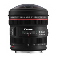Объектив Canon EF 8-15mm f/4.0L Fisheye USM уцененный