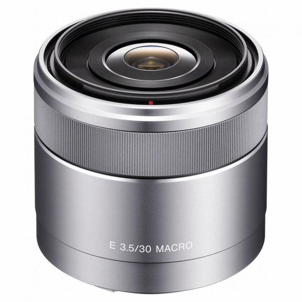 Объектив Sony FE 30mm f/2 (SEL30F35)Macro