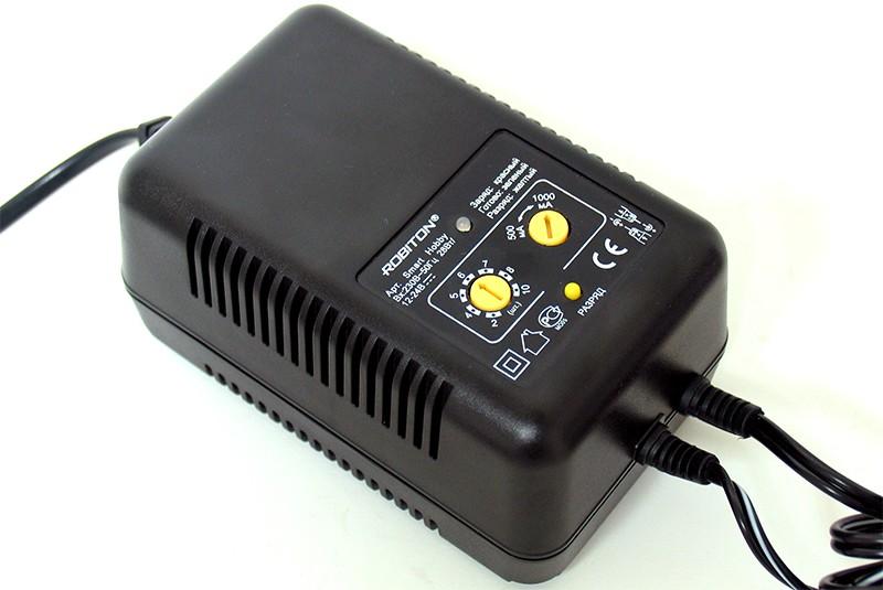 Зарядное устройство для аккумуляторов Ni-Cd, Ni-MH Dicom Panda DC20