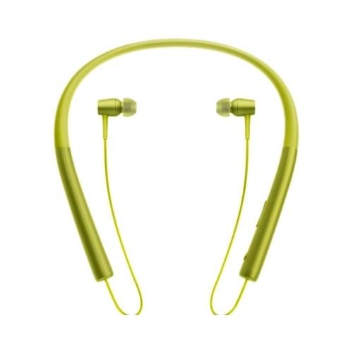 Наушники Sony MDR-EX750 BT/Y лимонно желтый