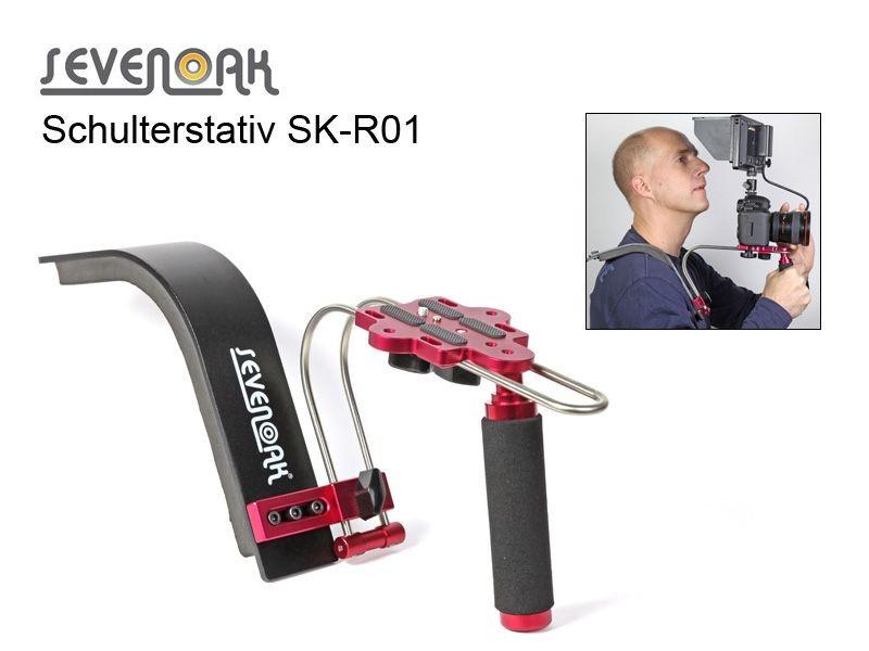 Плечевой упор для стабилизации камеры Sevenoak SK-R01
