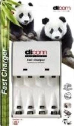 Зарядное устройство Dicom Panda DC60 на 4 аккумулятора