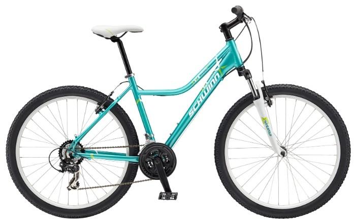 Велосипед Schwinn Mesa 2 Womens (2015) Turquoise