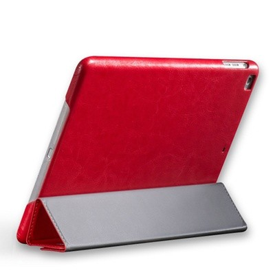 Чехол Hoco Crystal series Leather Case д/iPad Air красный