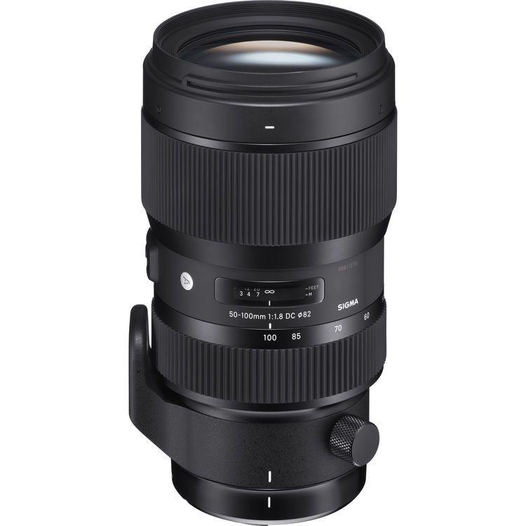 Объектив Sigma Nikon AF 50-100 mm F/1.8 DC HSM/A