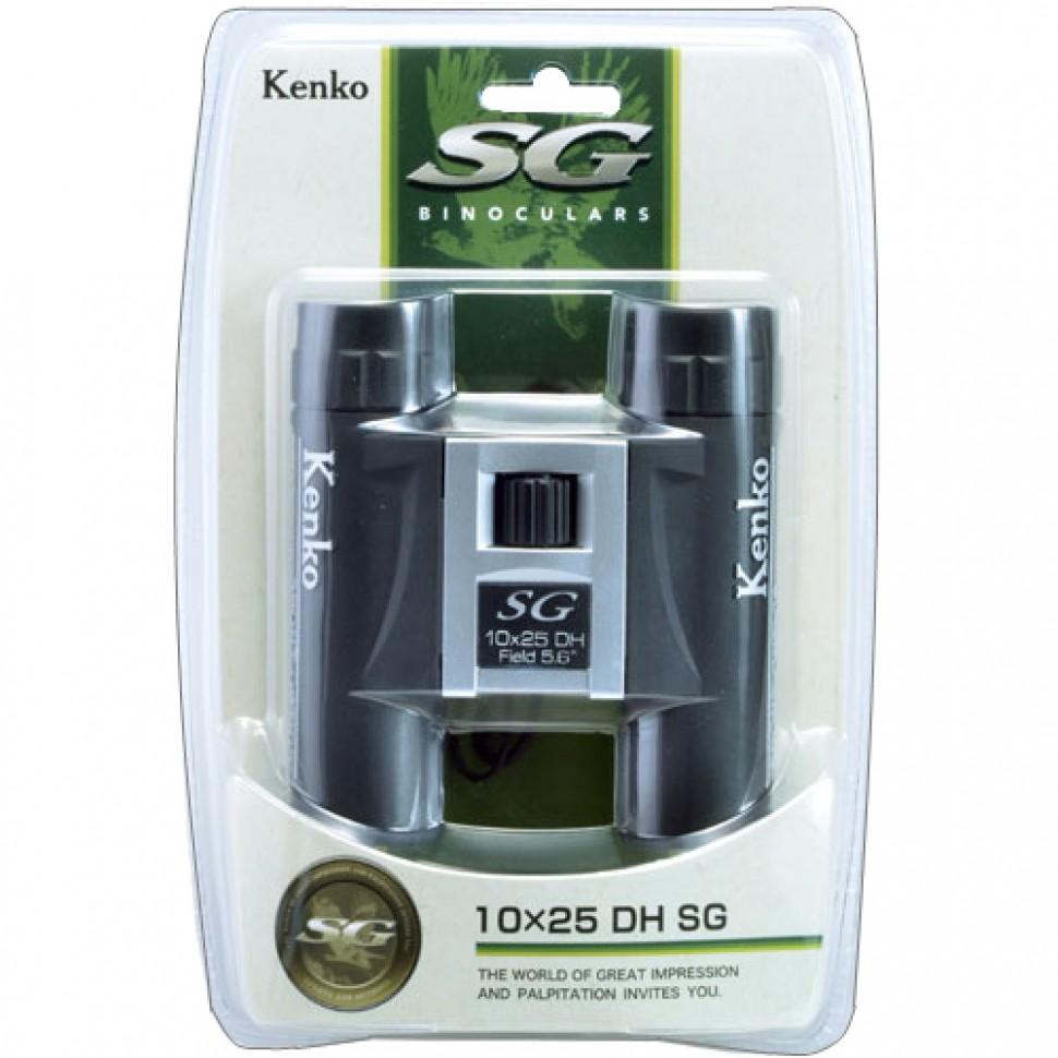 Бинокль Kenko 10x25 DH SG blister