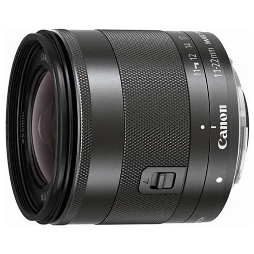 Объектив Canon EF-M 11-22mm f/4.0-5.6 IS STM