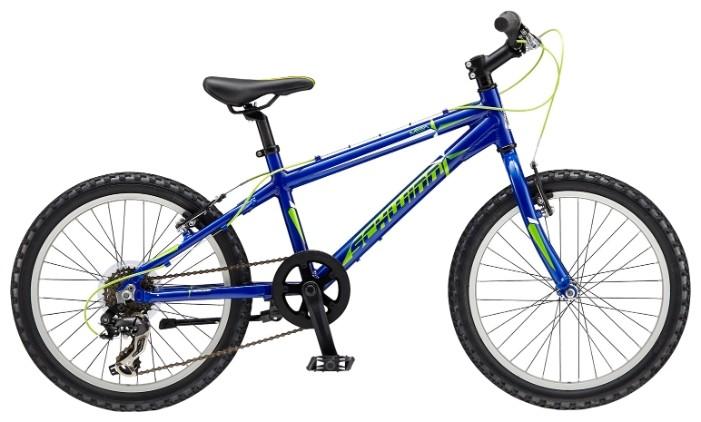 Велосипед Schwinn Mesa 20 Boys (2015) Blue