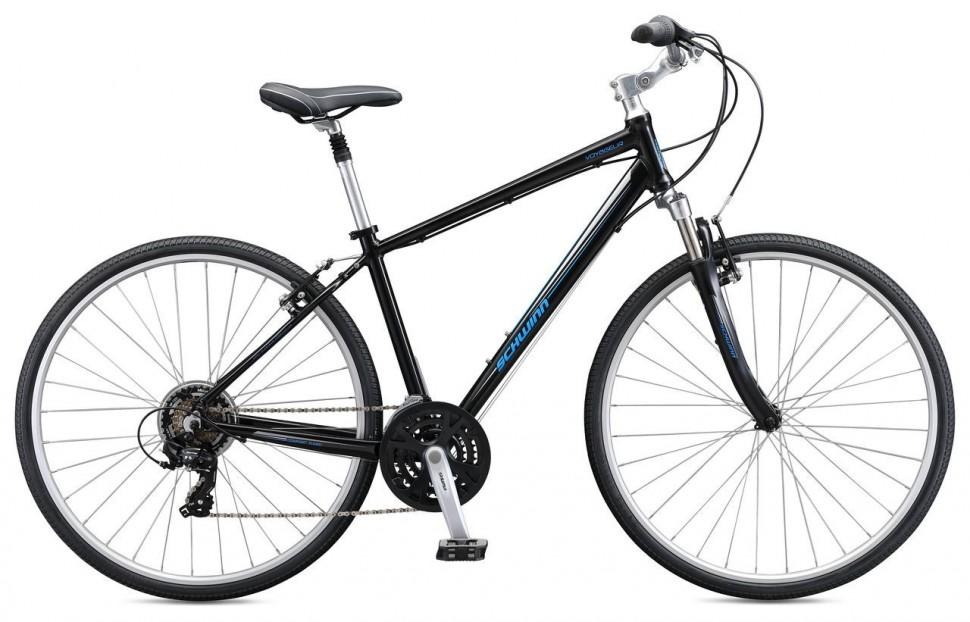 Велосипед Schwinn  Voyageur Black