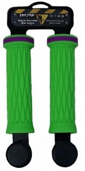 Грипсы Fox Pro Neon зеленые