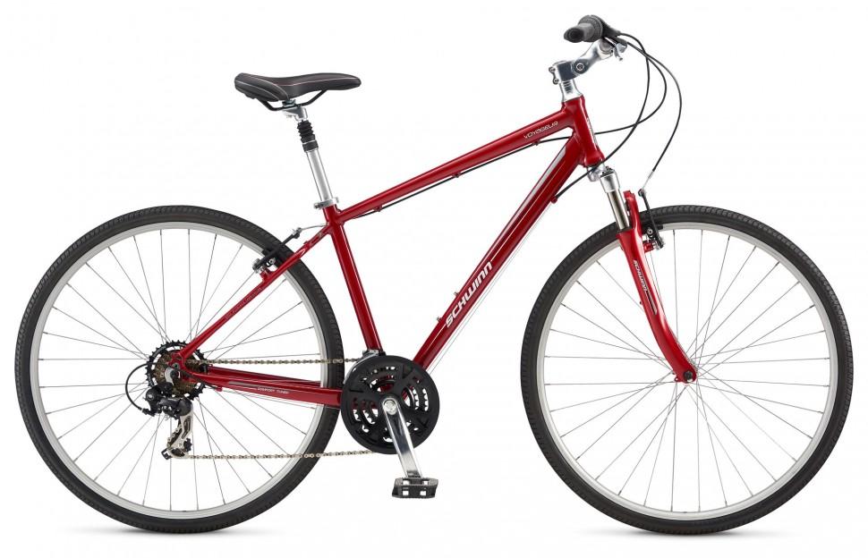 Велосипед Schwinn Voyageur Red