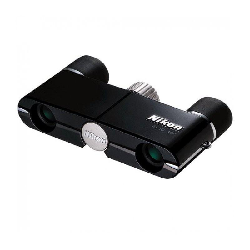 Бинокль Nikon 4x10 DCF black