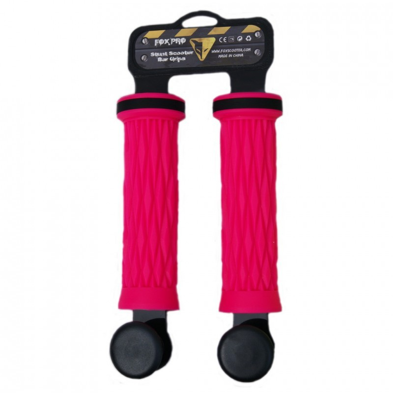 Грипсы Fox Pro Neon розовые