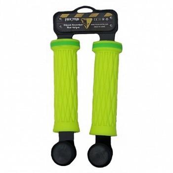 Грипсы Fox Pro Neon жёлтые