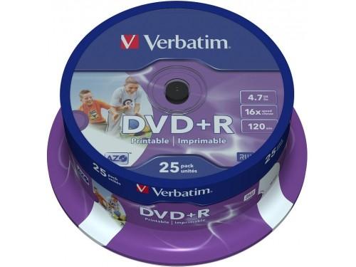 Диски Samsung DVD-R 4.7Gb 16x Cake Print (25) (16)