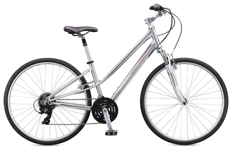 Велосипед Schwinn Voyageur Women Gray