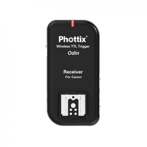 Приемник Phottix Odin TTL для вспышки Canon, v1.5