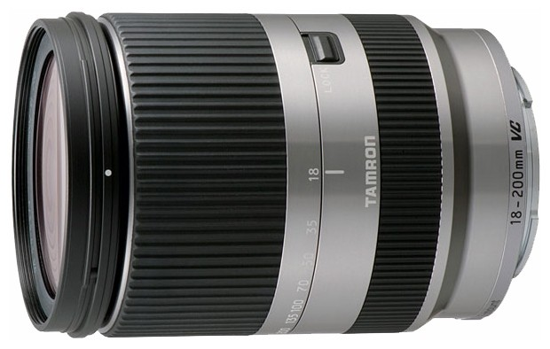 Объектив Tamron AF 18-200mm f/3.5-6.3 Di III VC (B018) Canon EF-M