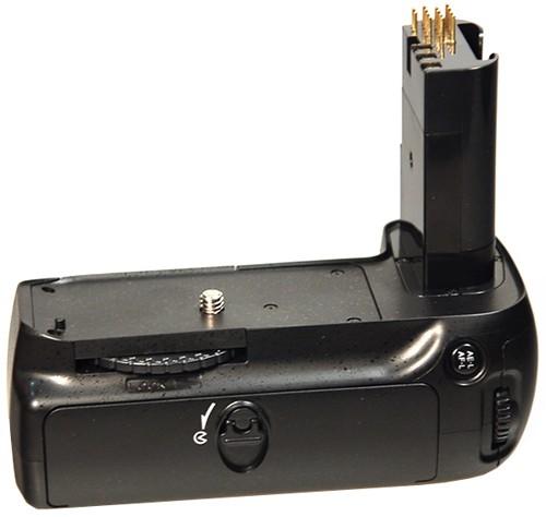 Батарейная ручка Dicom Nikon D90+ пульт