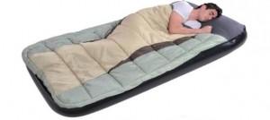 Кровать+спальник Jilong 190х99х25 синий