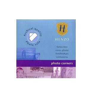 Уголки Henzo 18311 (прозрачные) 250шт