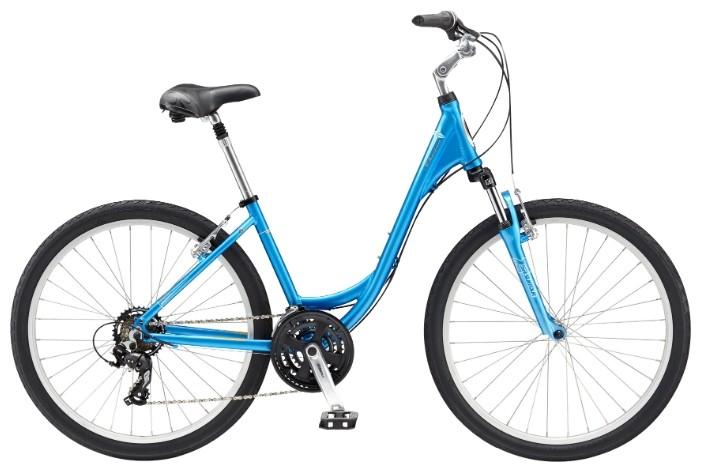 Велосипед Schwinn Sierra 1 Womens (2015) Blue