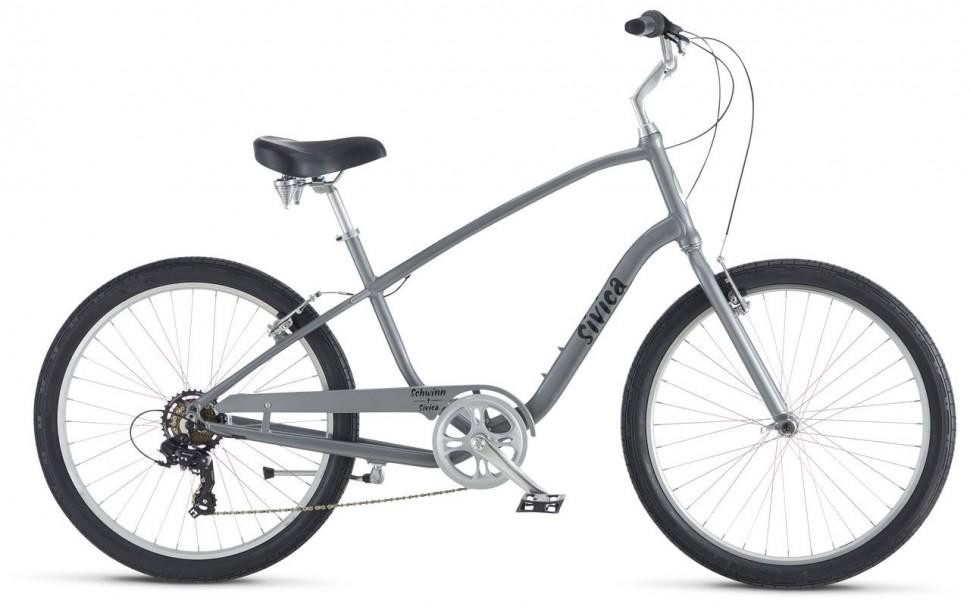Велосипед Schwinn Sivica 7 Gray