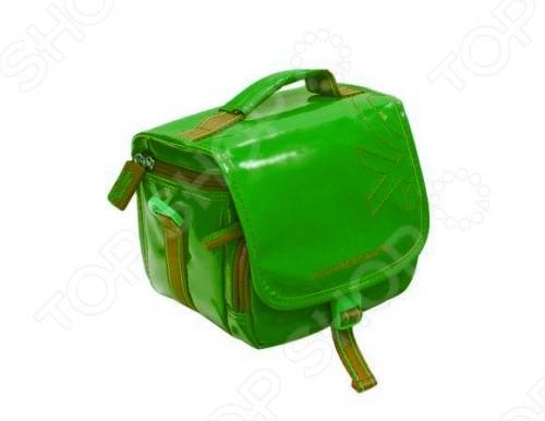 Сумка Benetton CSC case w/flap  Fashion для системной камеры green