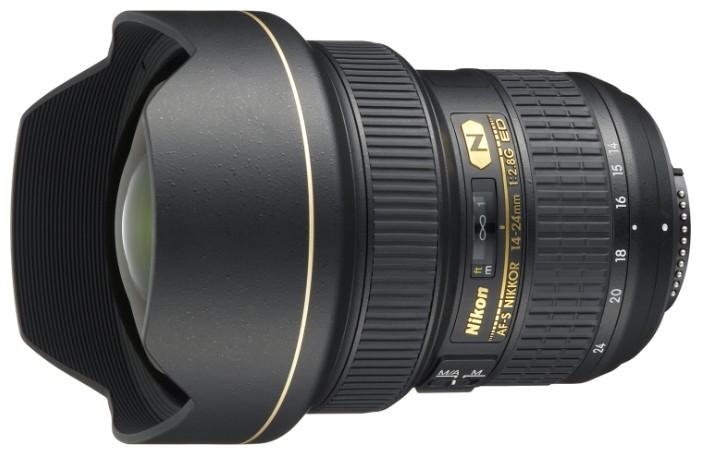 Объектив Nikon AF-S 14-24mm f/2.8G ED