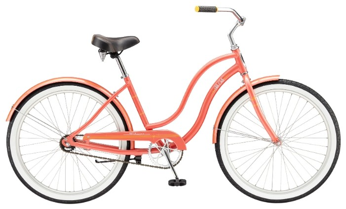 Велосипед Schwinn Slik Chik (2015) Coral