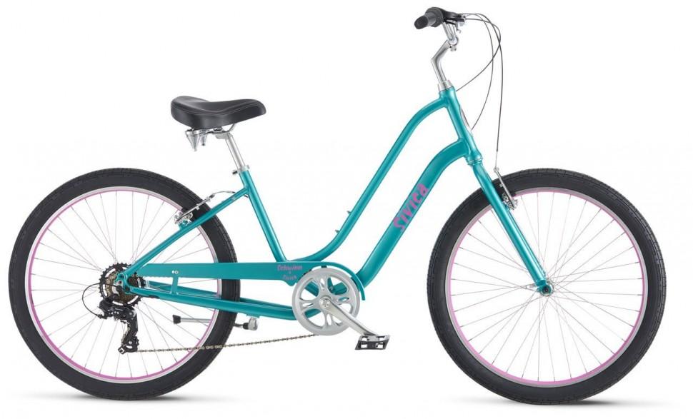 Велосипед Schwinn Sivica 7 Women Blue