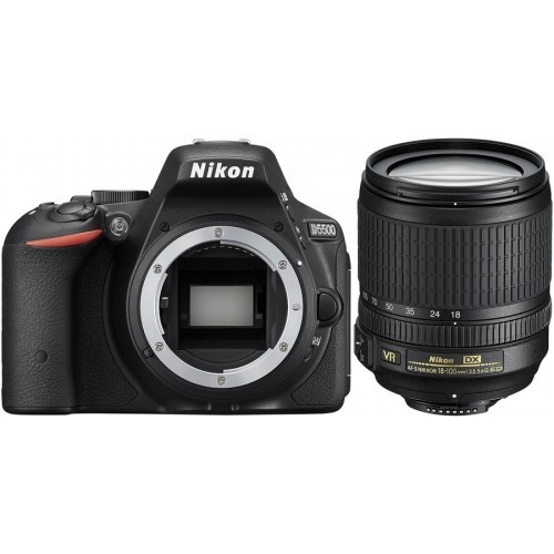 Цифровой фотоаппарат Nikon D5500 Kit DX 18-105