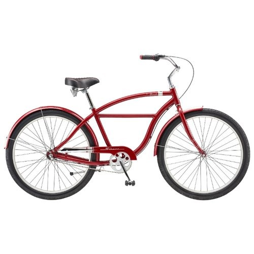 Велосипед Fleet Red 2017