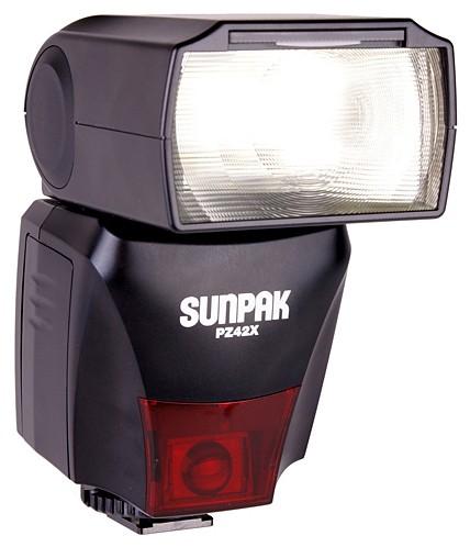Фотовспышка Sunpak PZ-42X for Canon