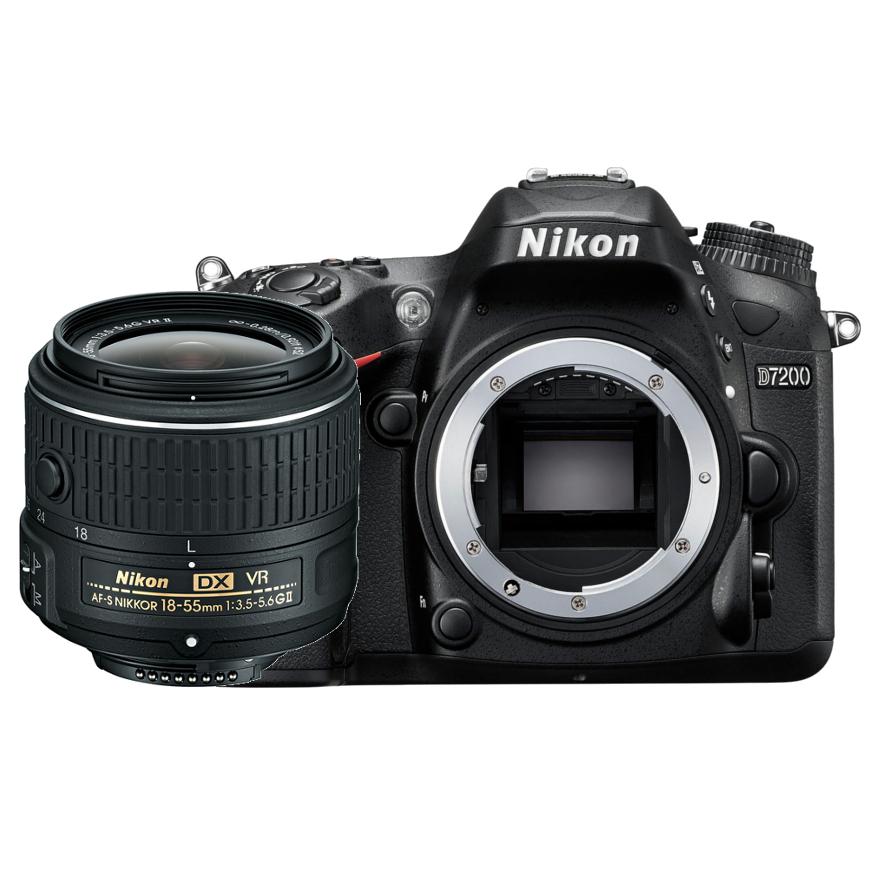 Nikon D7200 Kit 18-55