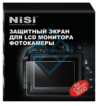 Протектор экран Nisi для Canon 600D