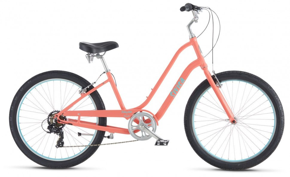 Велосипед Schwinn Sivica 7 Women Coral
