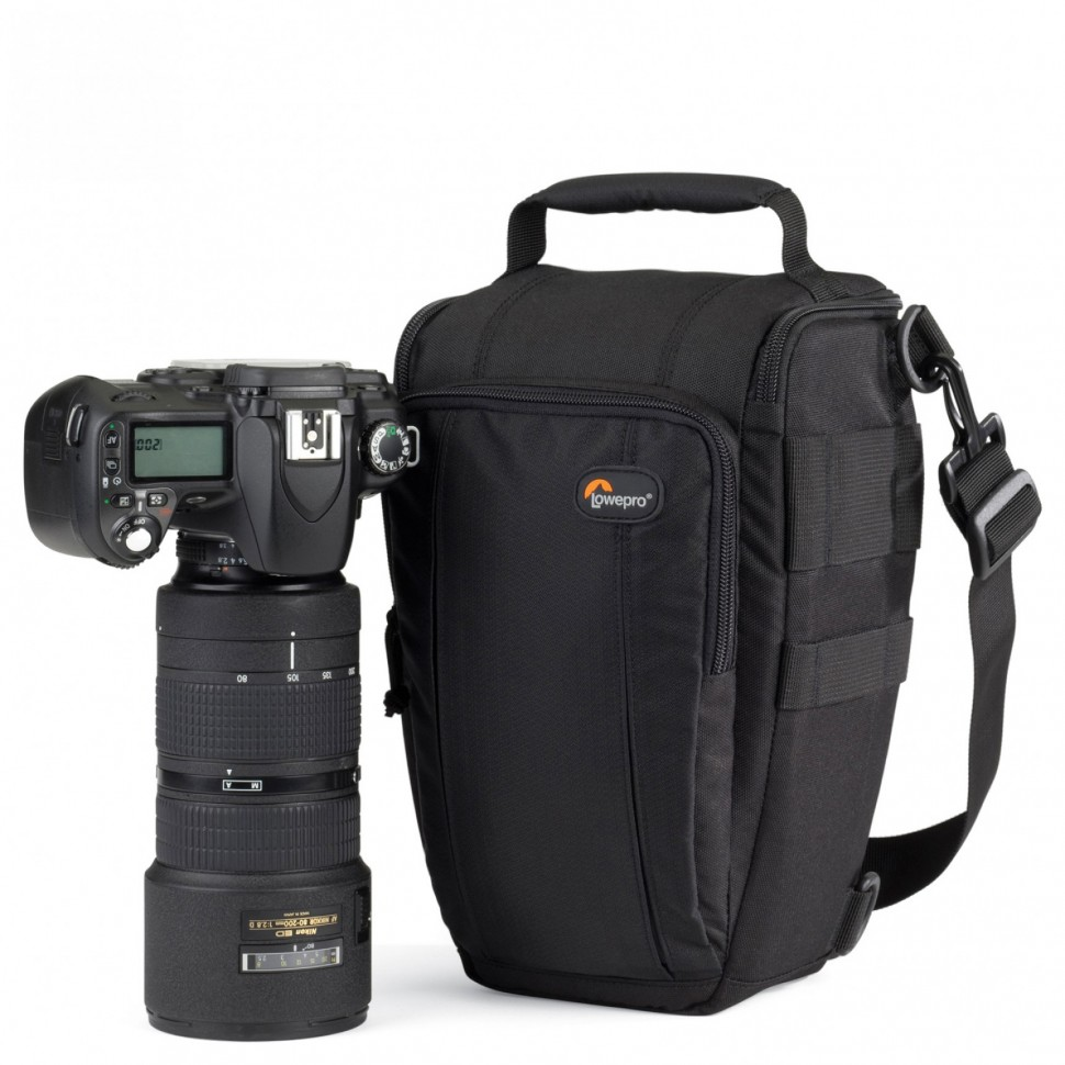 Фотосумка Lowepro Toploader Zoom AW black