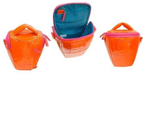 Сумка Benetton holster  Fashion  для зеркальной камеры fuchsia