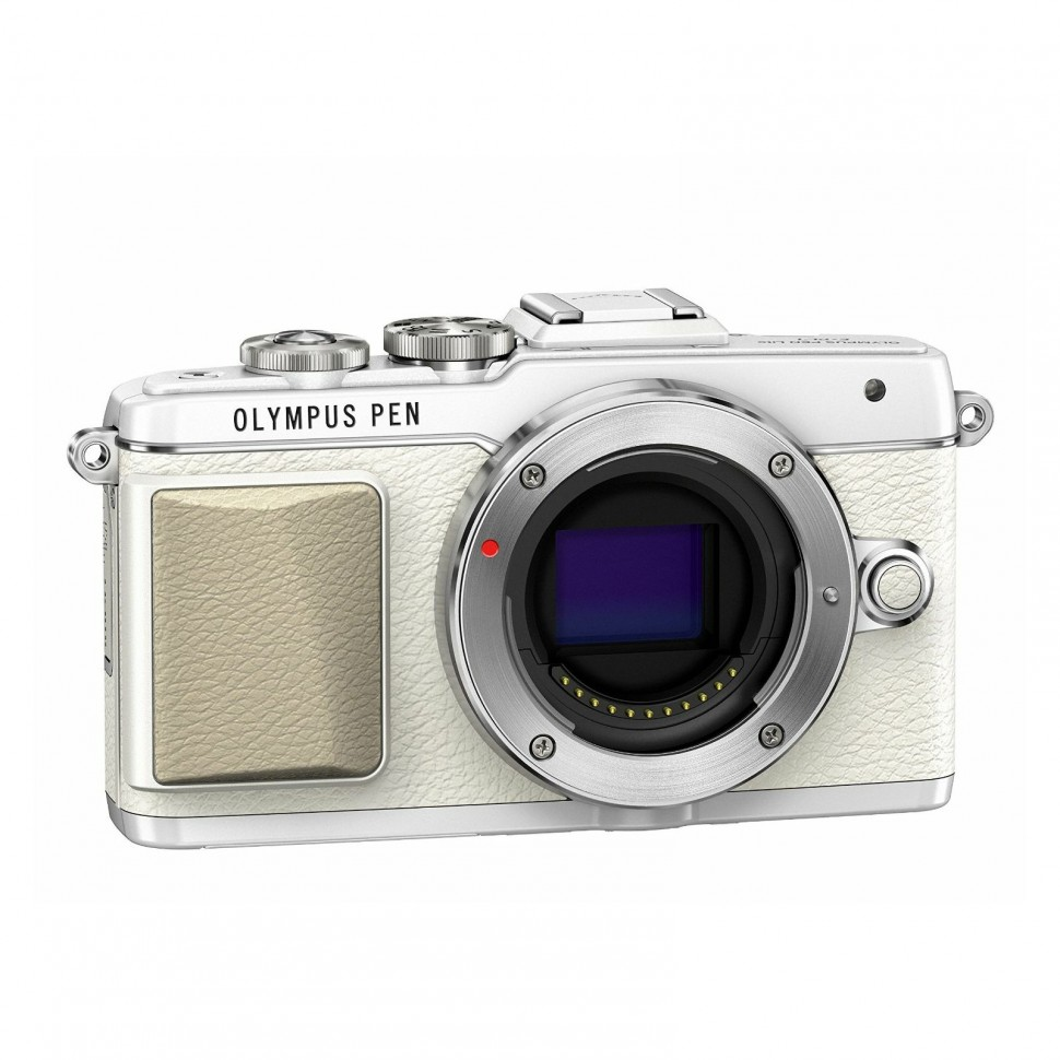 Фотокамера Olympus Pen E-PL7 Body white