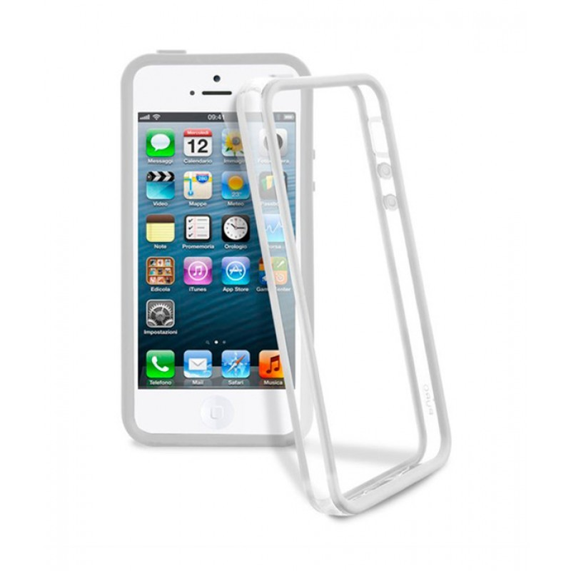 Бампер New Case iP5 White