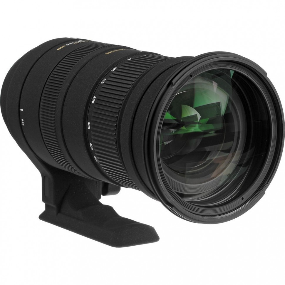 Объектив Sigma AF 50-500mm f/4.5-6.3 APO DG OS HSM для Nikon